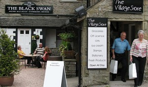 Black Swan Ravenstonedale Shop