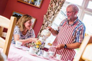 Time for a brew_Royal Oak pop-up tea room