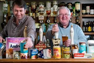 The Cross Inn, Llanblethian - Arthur and Liam O'Leary