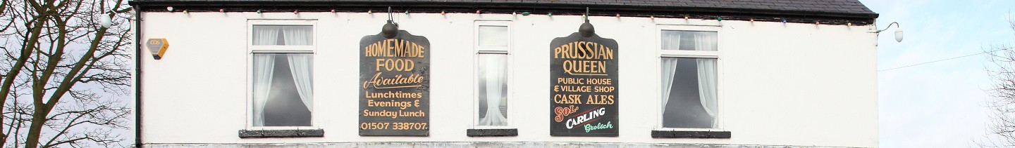 The Prussian Queen, Saltfleetby - Feature