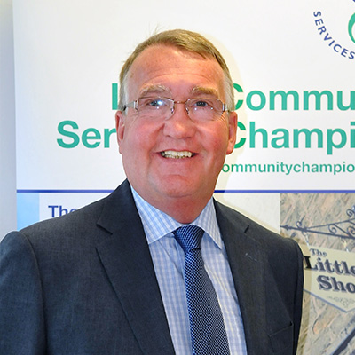 Advisor, West Country Region, Bill Affleck