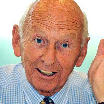Advisor, Midlands Region, Hugh Wilson