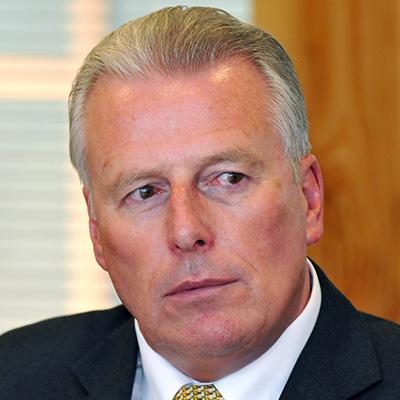 Advisor, South West Region, Reg Clarke