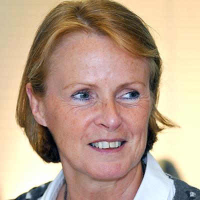 Advisor, Yorkshire and North East Region, Trisha Hughes